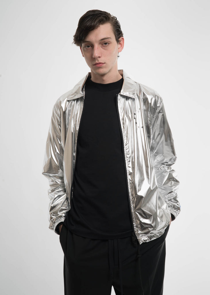 Silver League Coach Jacket