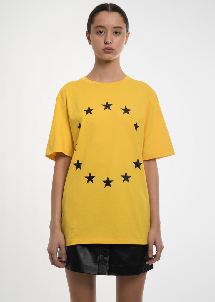 Yellow Page Europa T-Shirt
