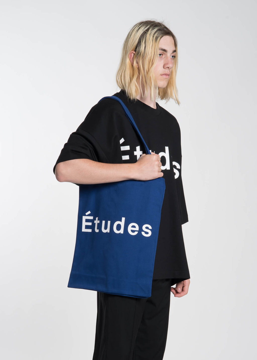 Etudes, Etudes Blue October Tote Bag, 017 Shop