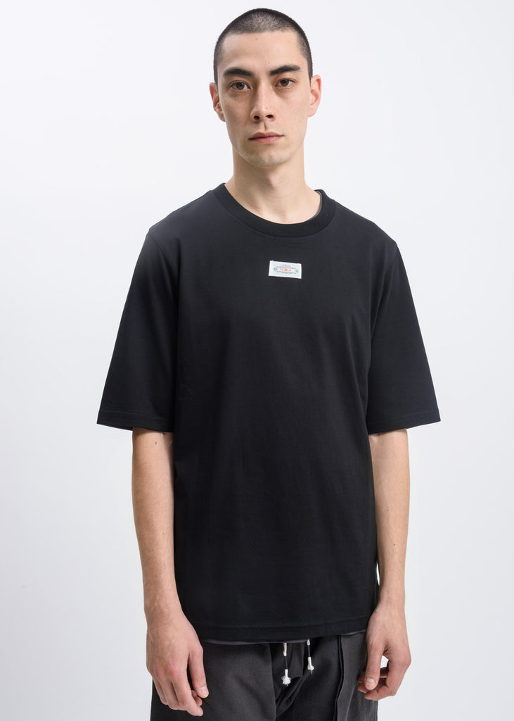 Black and Grey Label T-Shirt
