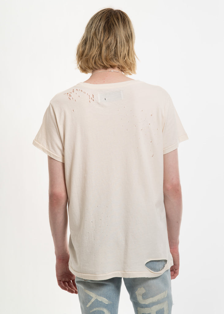 White Sid Barre T-Shirt