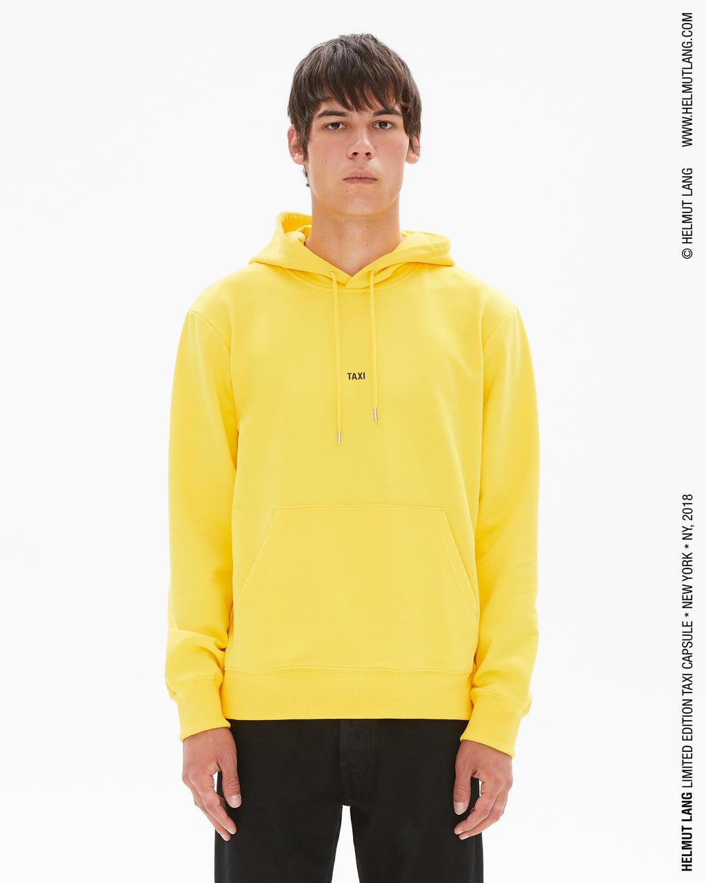 Yellow Taxi Hoodie (New York)