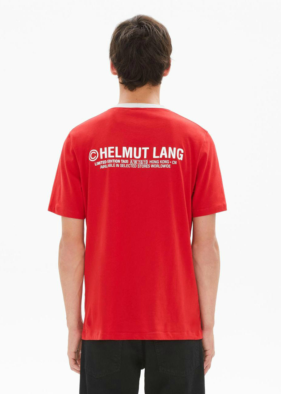 Red and Silver Taxi T-Shirt (Hong Kong)