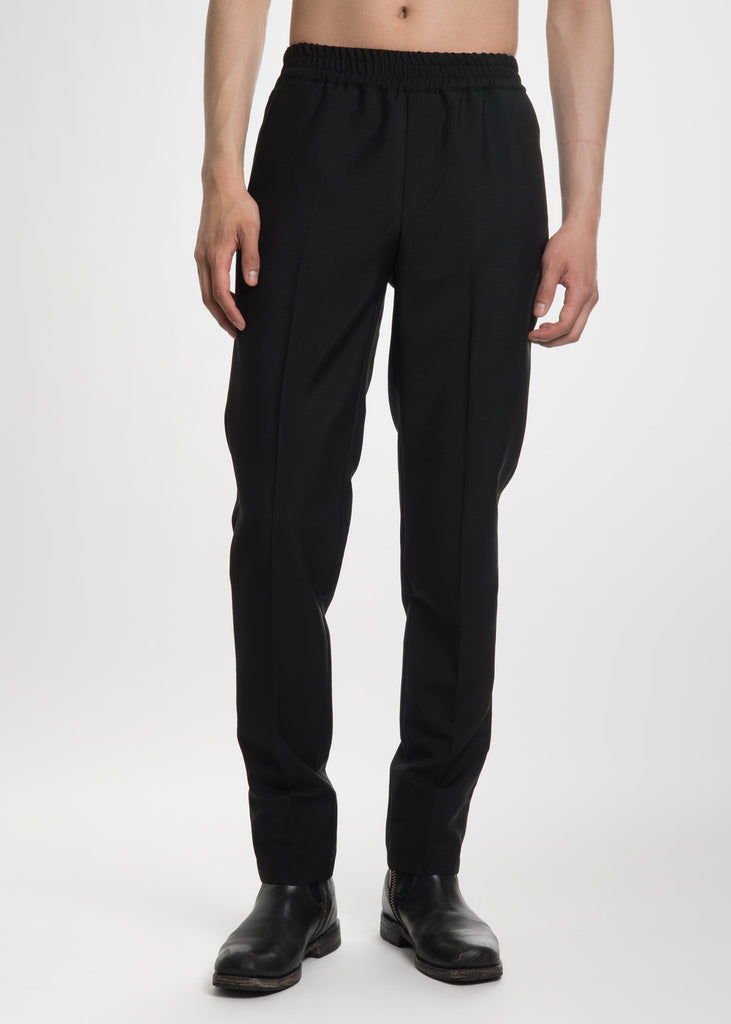 Harmony, Black Paolo Trousers, 017 Shop