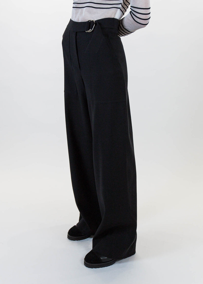 Black Phillipine Trousers