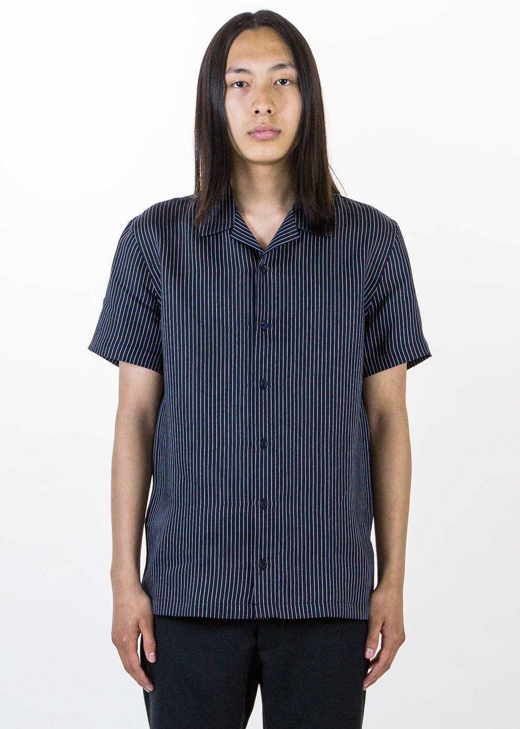 Navy Christophe Shirt