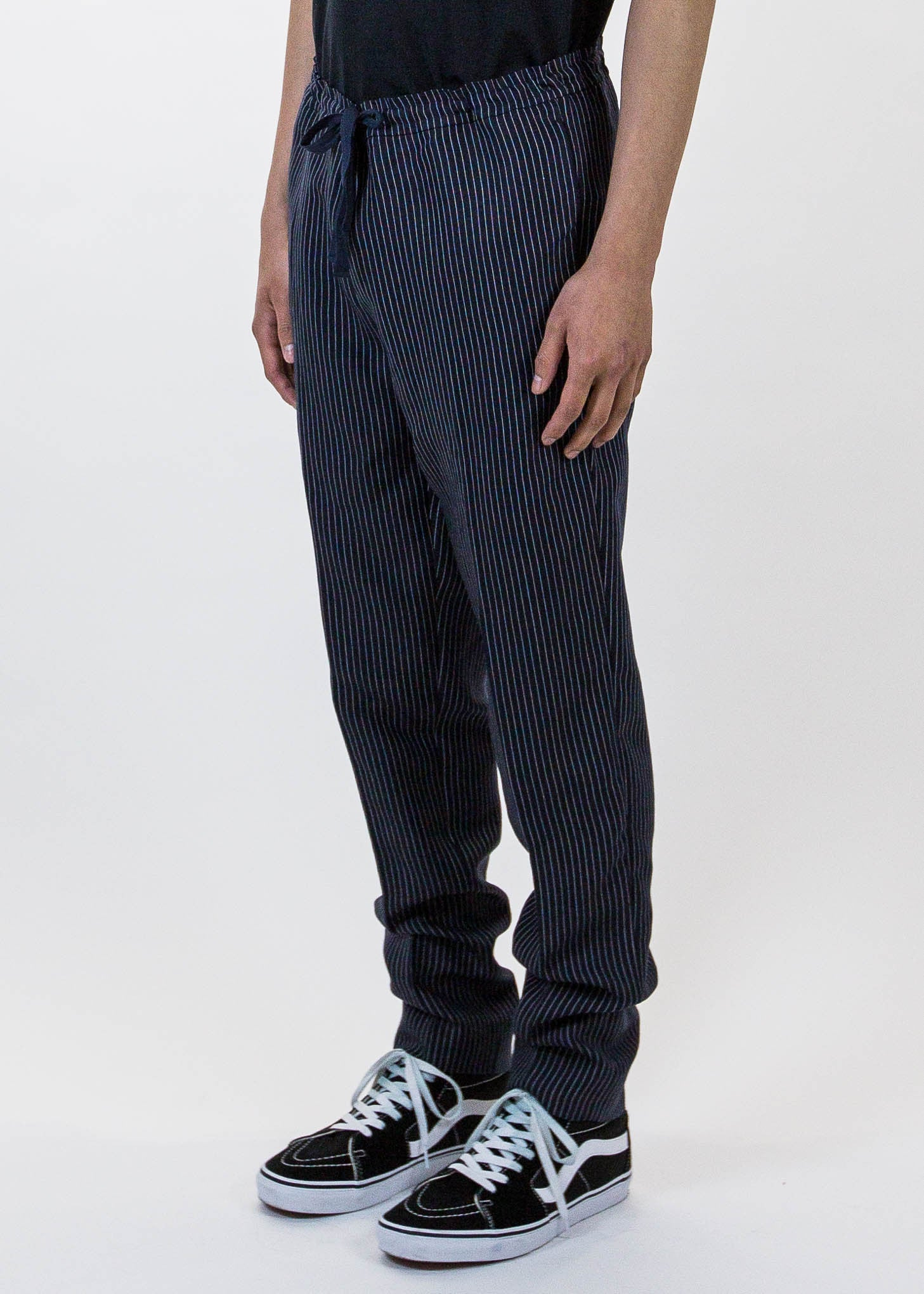 Navy Perry Trousers