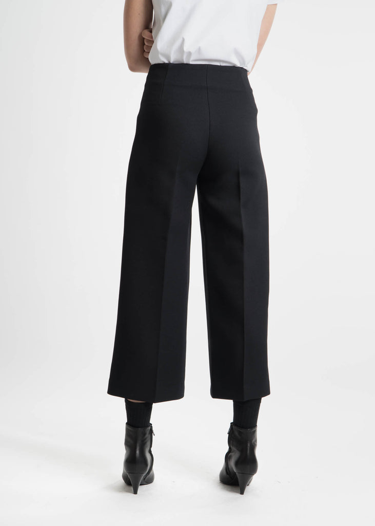 Harmony, Navy Pina Trousers, 017 Shop