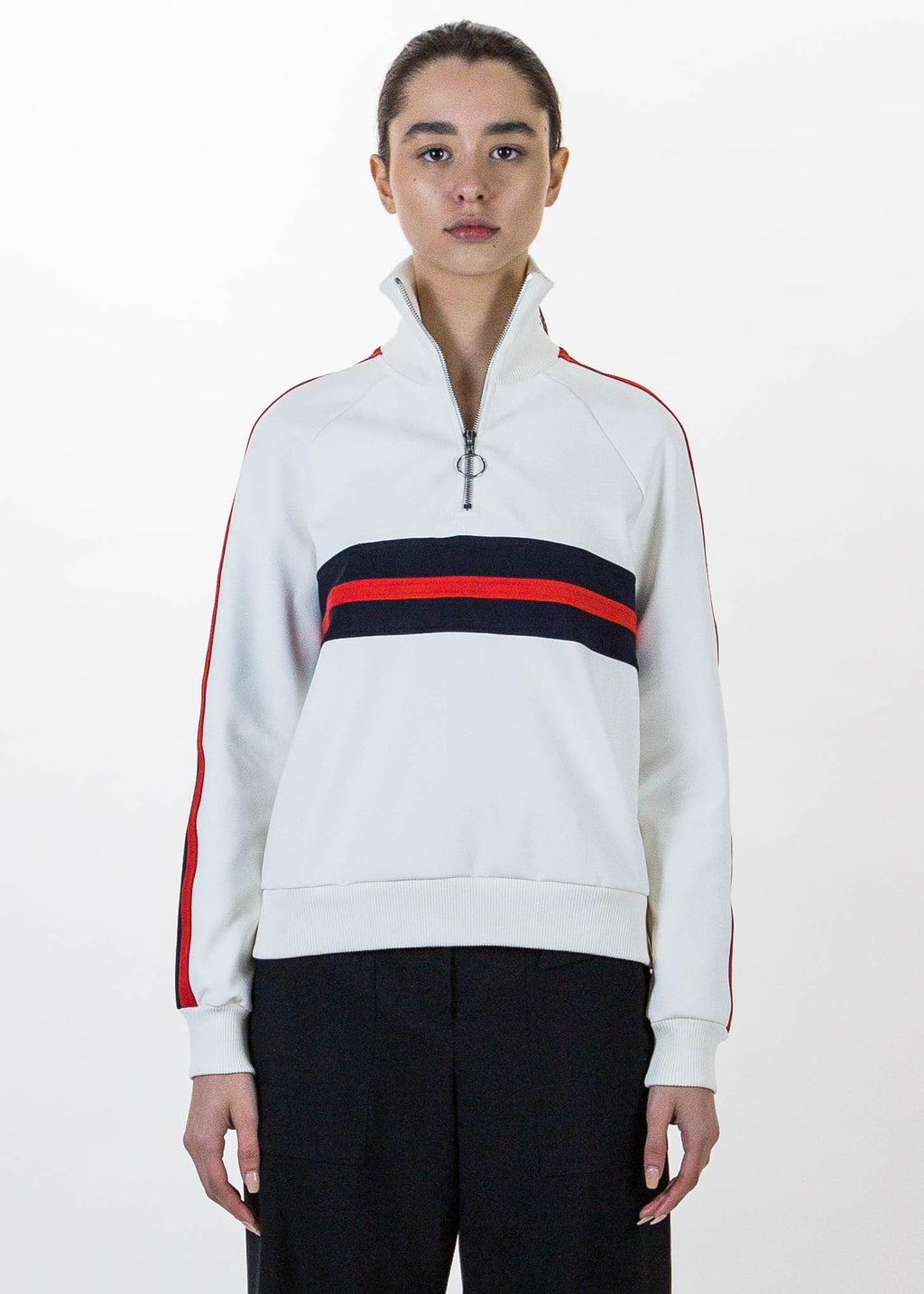 Harmony, Off White Sidonie Sweatshirt, 017 Shop