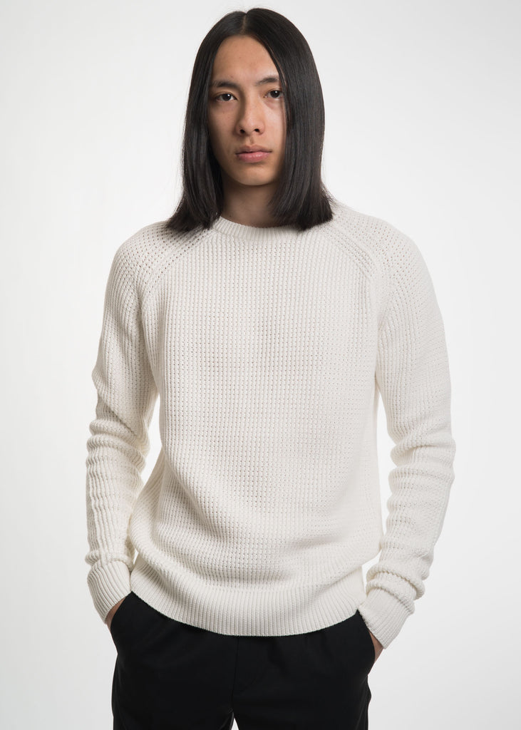 Off White Wade Knit Sweater