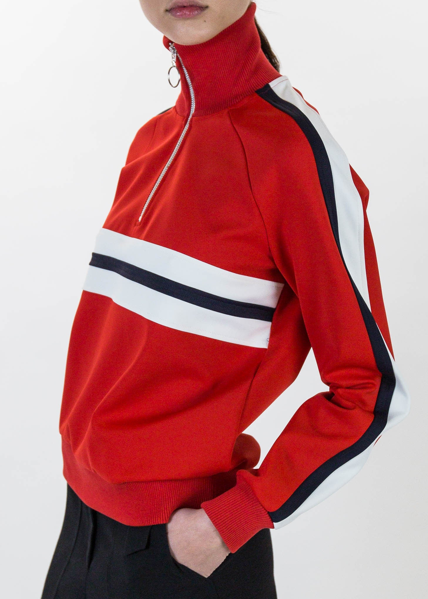 Red Sidonie Sweatshirt