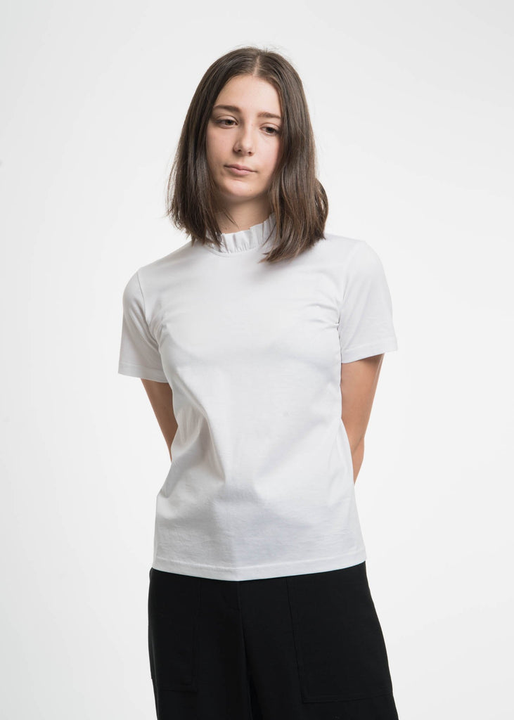 White Tatiana T-Shirt