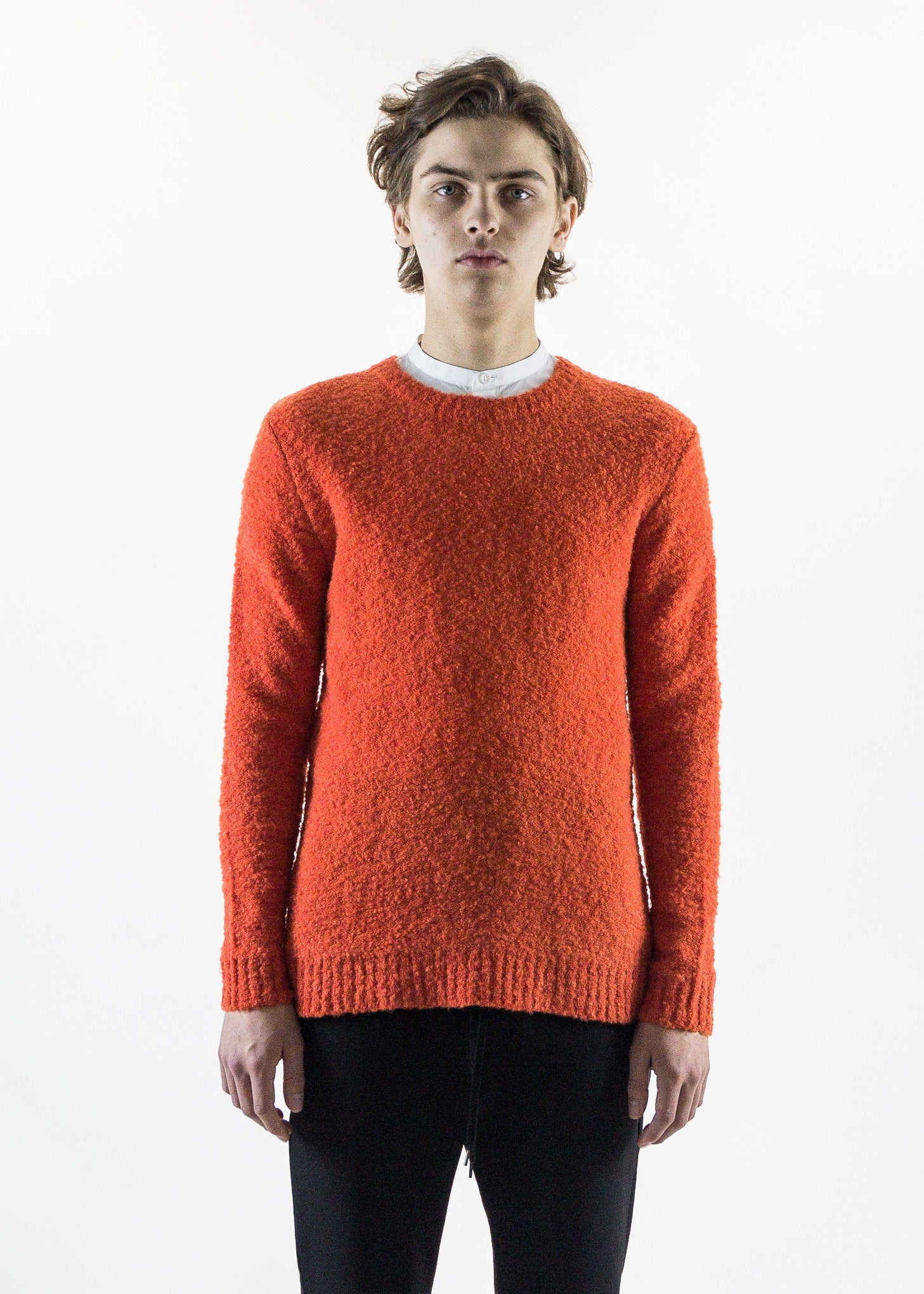 "LEROY KNITTED SWEATER PATTERN 12/"" LENNY"