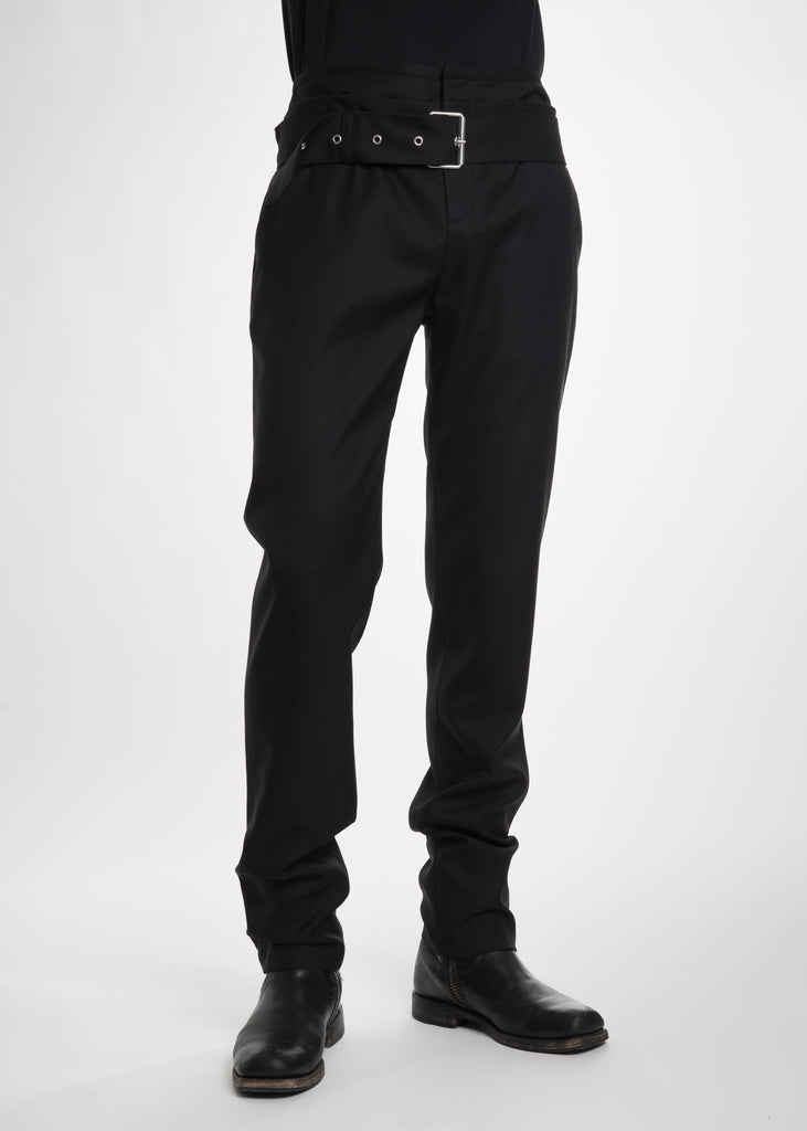 Helmut Lang, Double Waistband Trousers, 017 Shop
