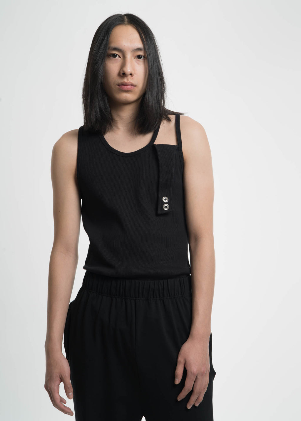 a0fd5500dc339 Black Reveal Tank Top