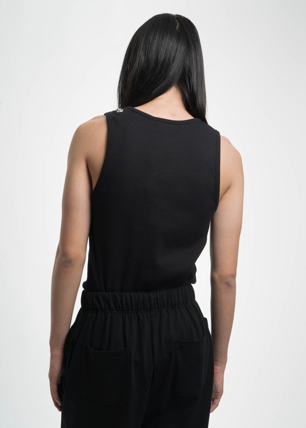 0342d8b3dd4dc ... Black Reveal Tank Top ...