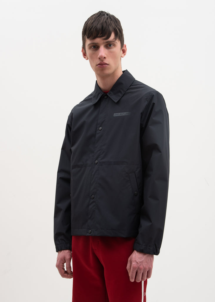 Helmut Lang, Black Stadium Jacket (Special Project), 017 Shop