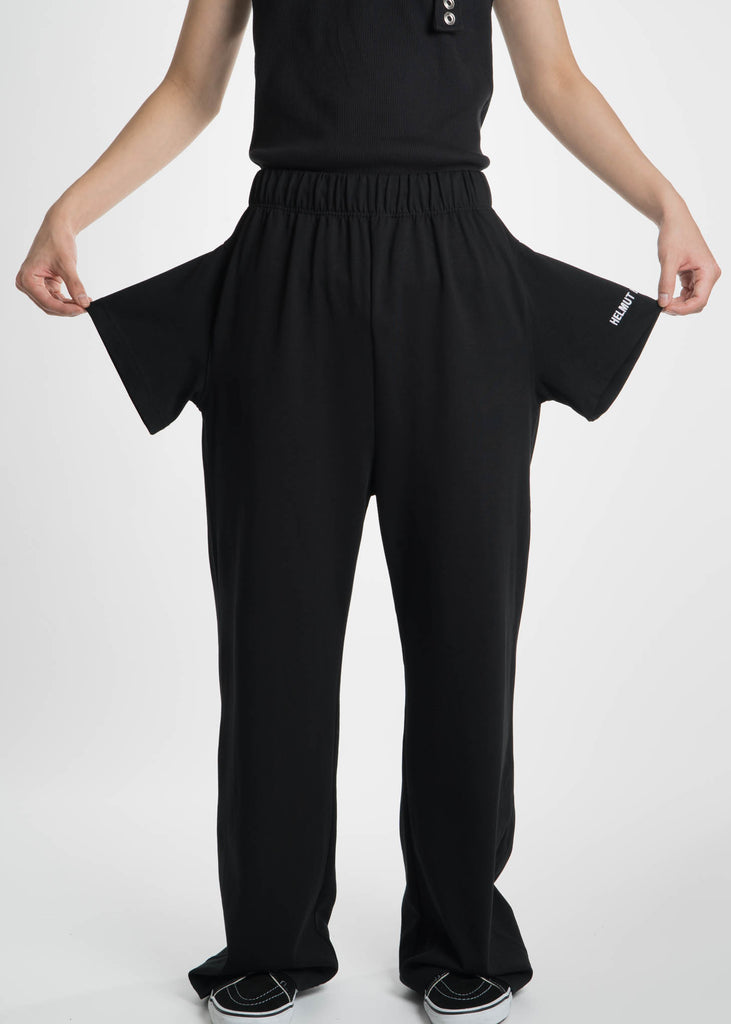 Helmut Lang, Black T-Shirt Sweatpants, 017 Shop