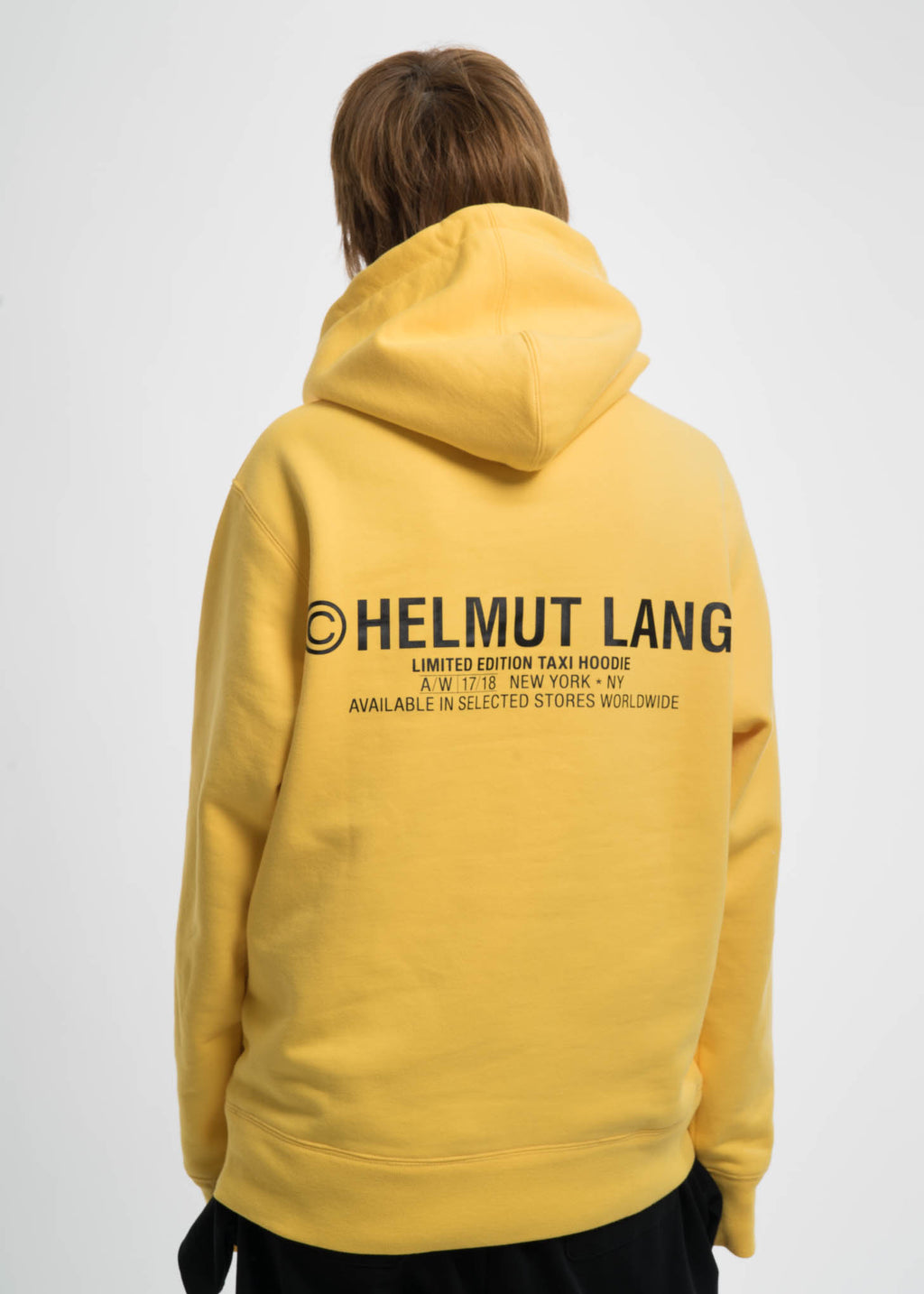 Yellow Taxi Hoodie
