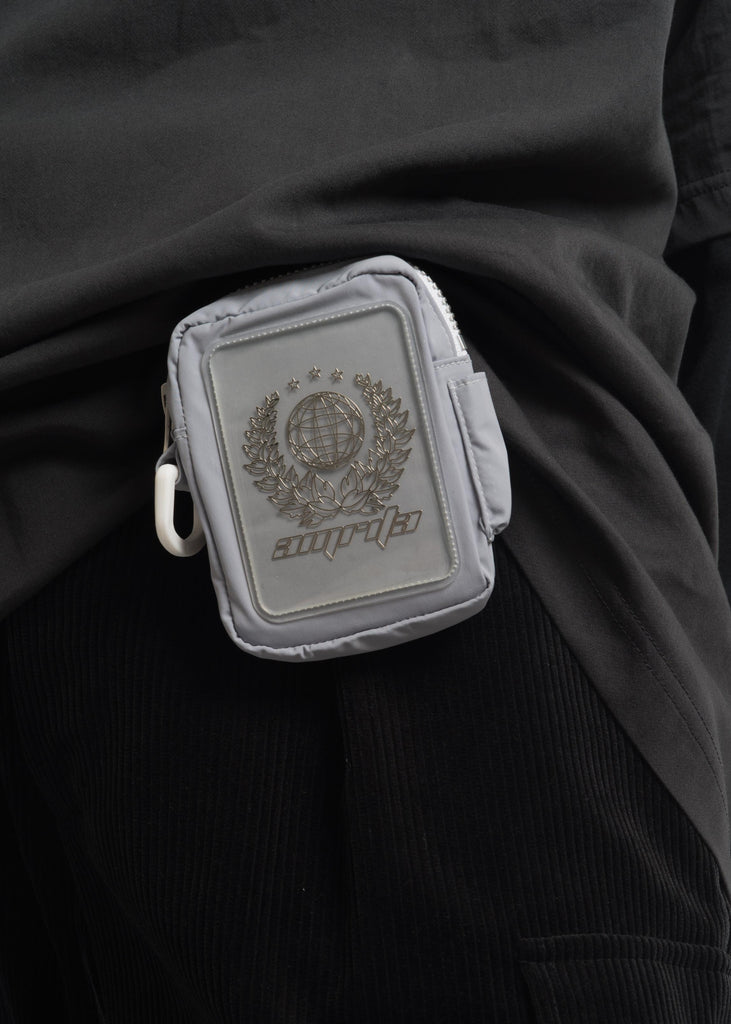 Grey Cigarette Pouch