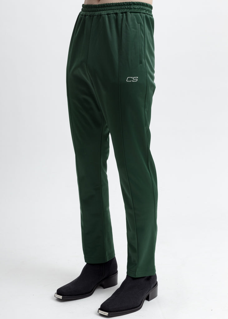Green  Chuck Trousers