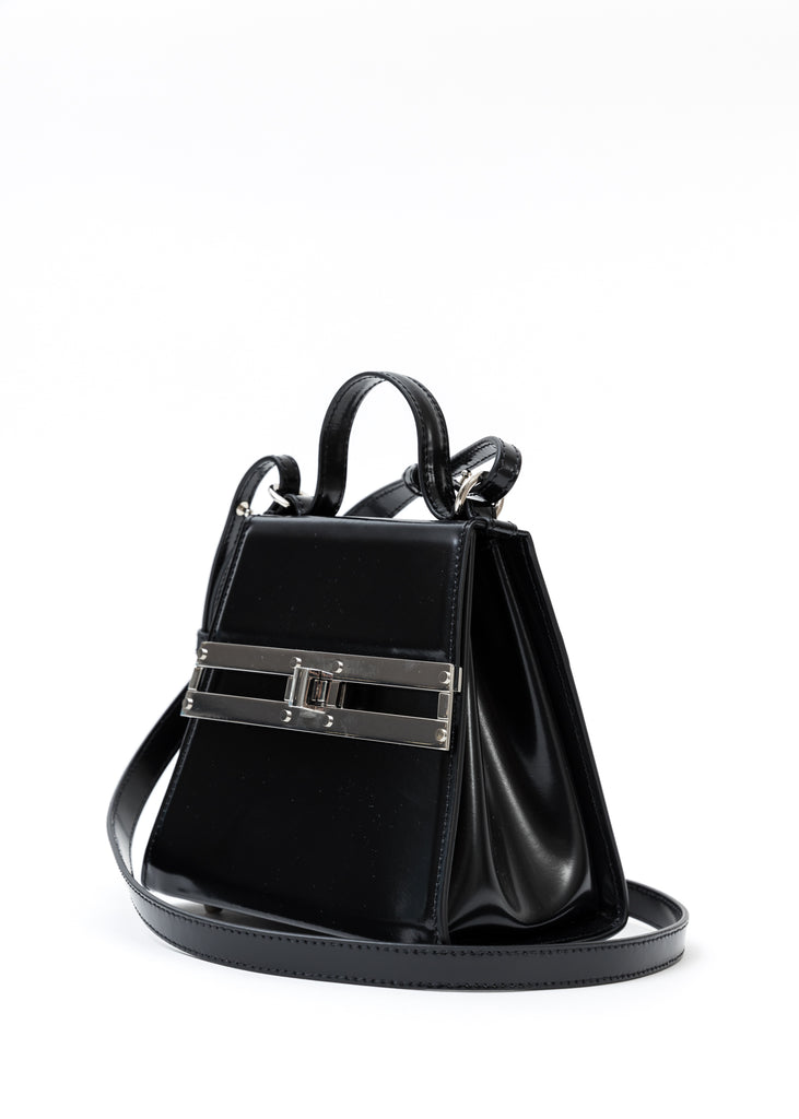 Black Mini Doctor Bag