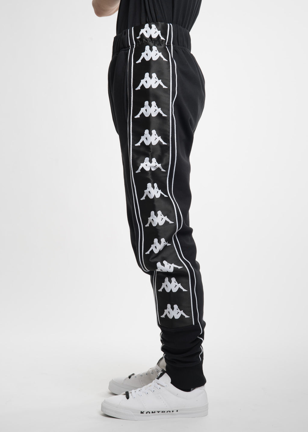 Black Banda Pants