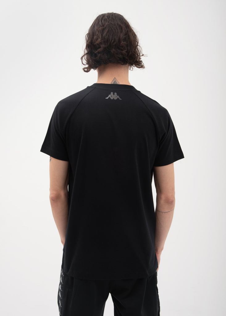 Black Raglan T-Shirt
