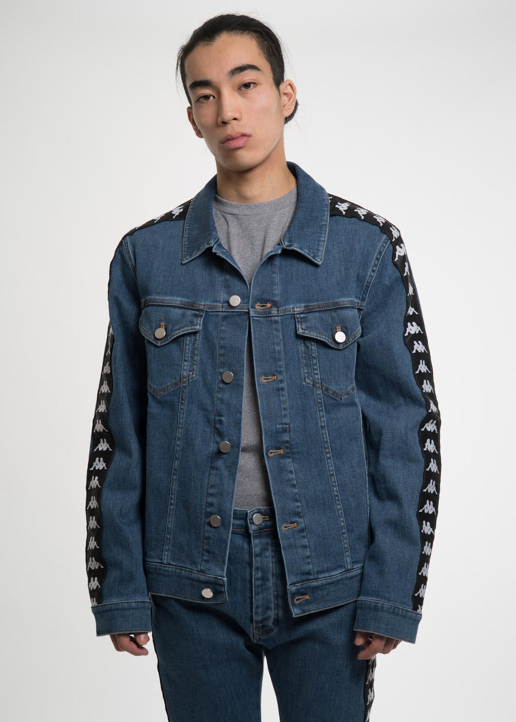 Blue Kontroll Denim Jacket