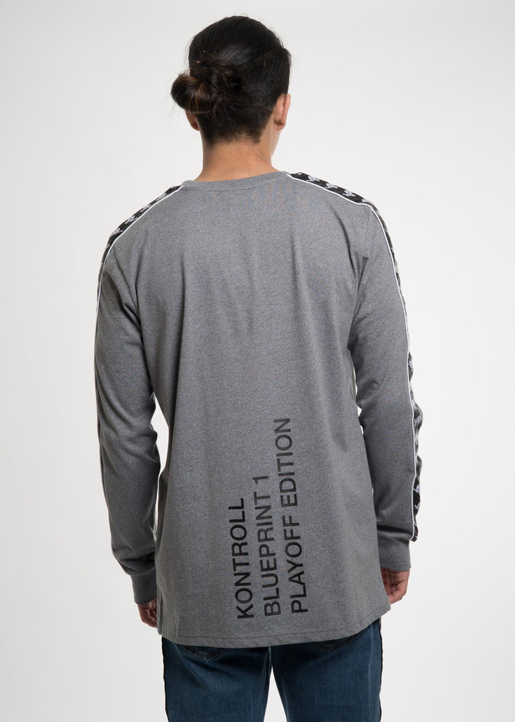 Grey Banda Long Sleeve