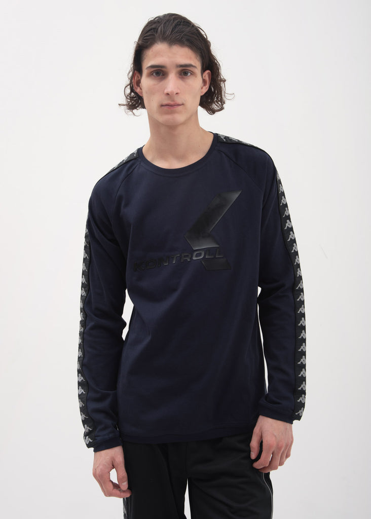 Navy Banda Long Sleeve