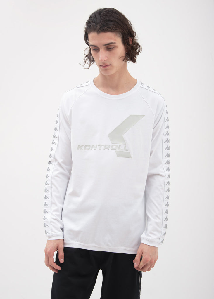 White Banda Long Sleeve