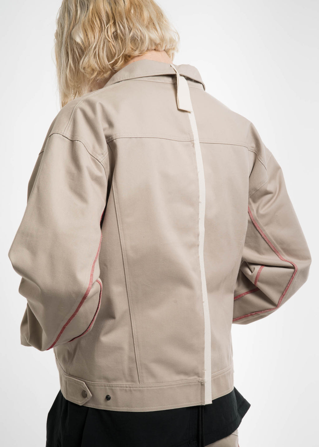 Komakino, Beige Type 2 Split Jacket, 017 Shop