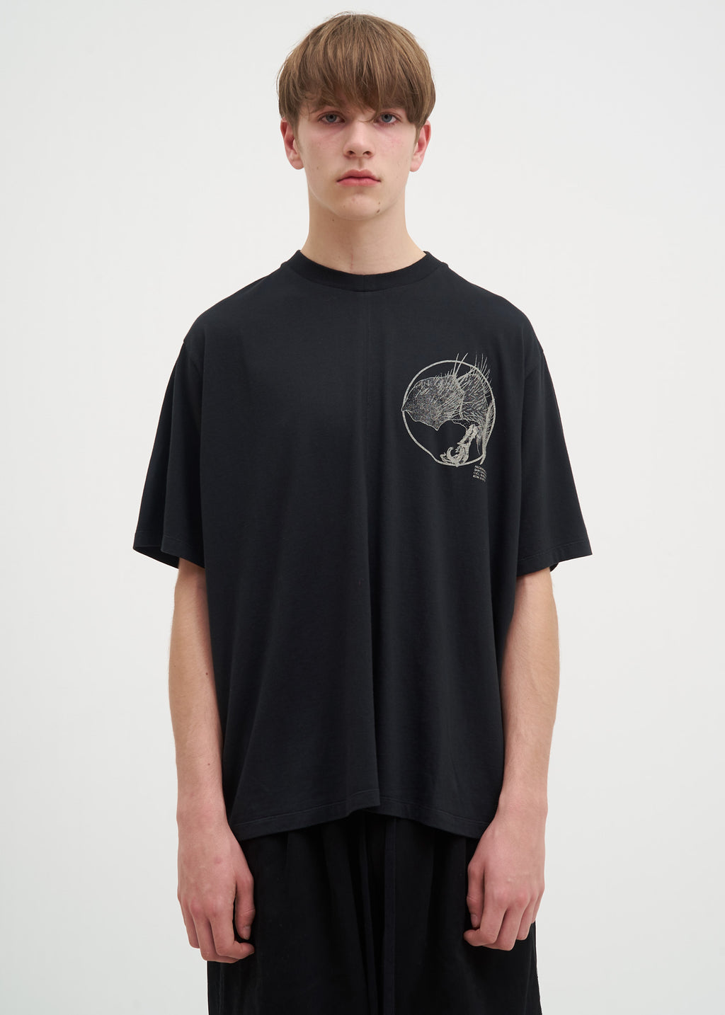 Black Necrophagous T-Shirt