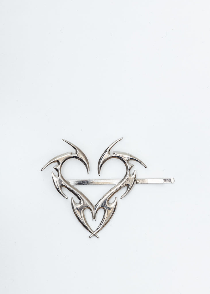 Heart Hair Pin