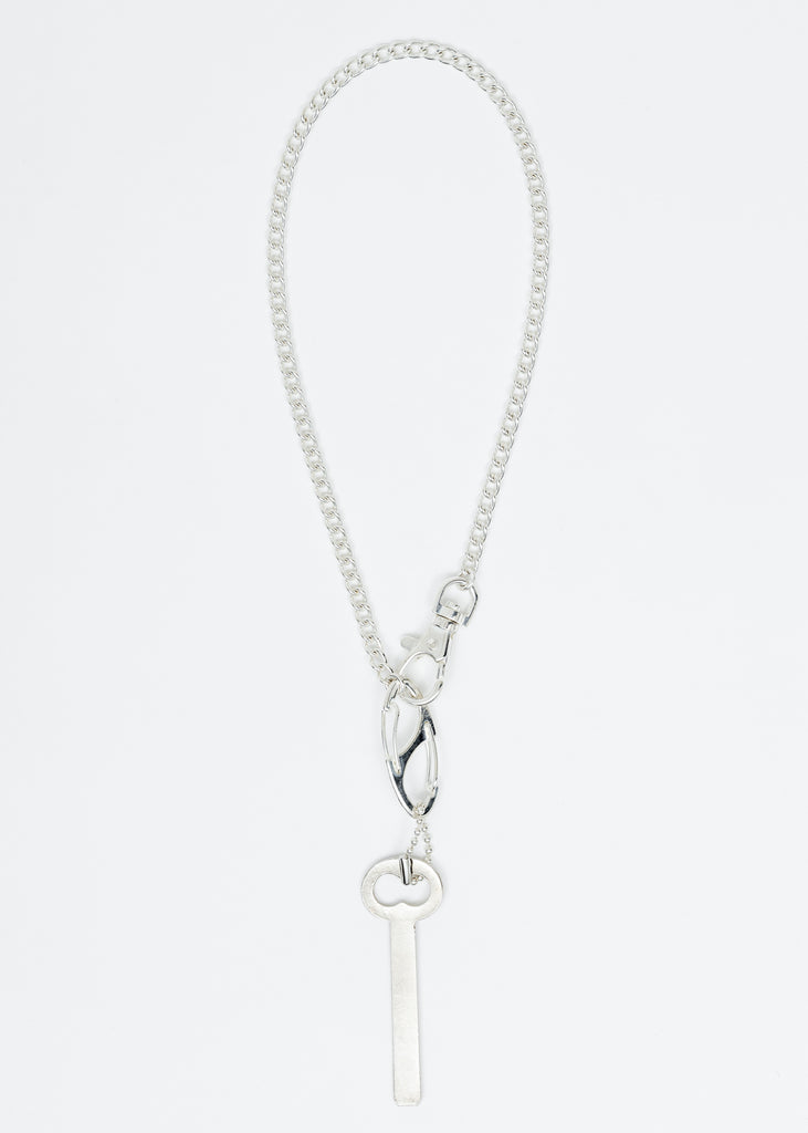 Silver Zander Key Chocker