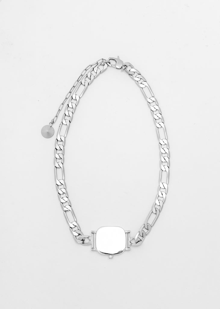 Silver Timer Necklace (Pre-Order)