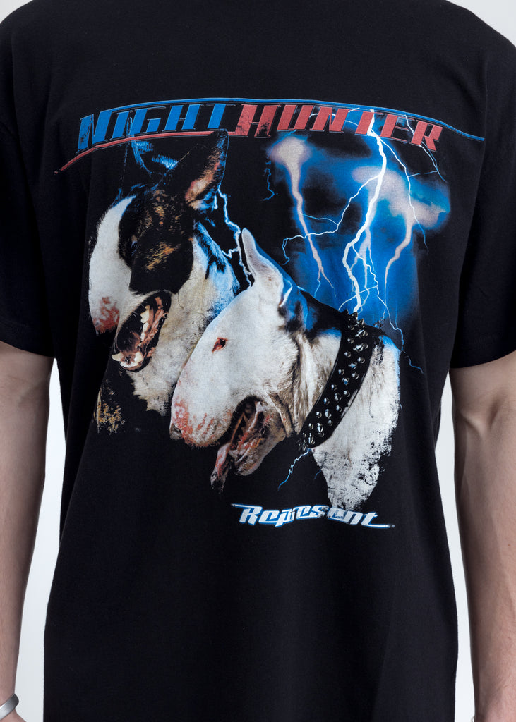 Black Night Hunter T-Shirt
