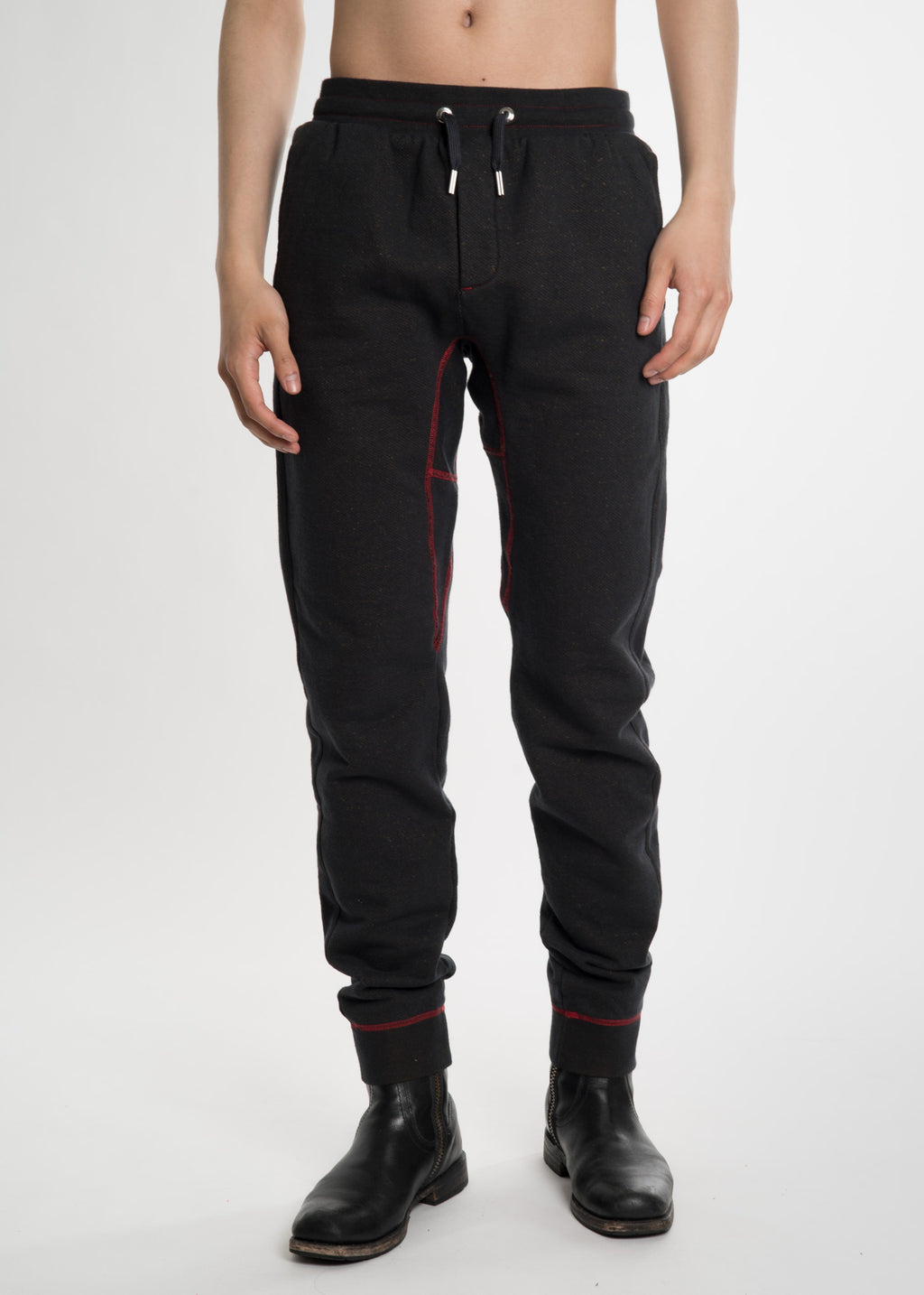 Black Jog Pants