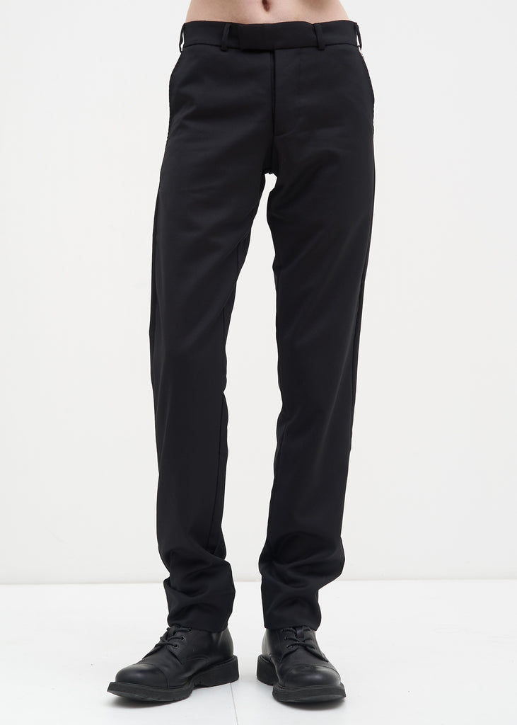 Matthew Miller, Black Leto Trousers, 017 Shop