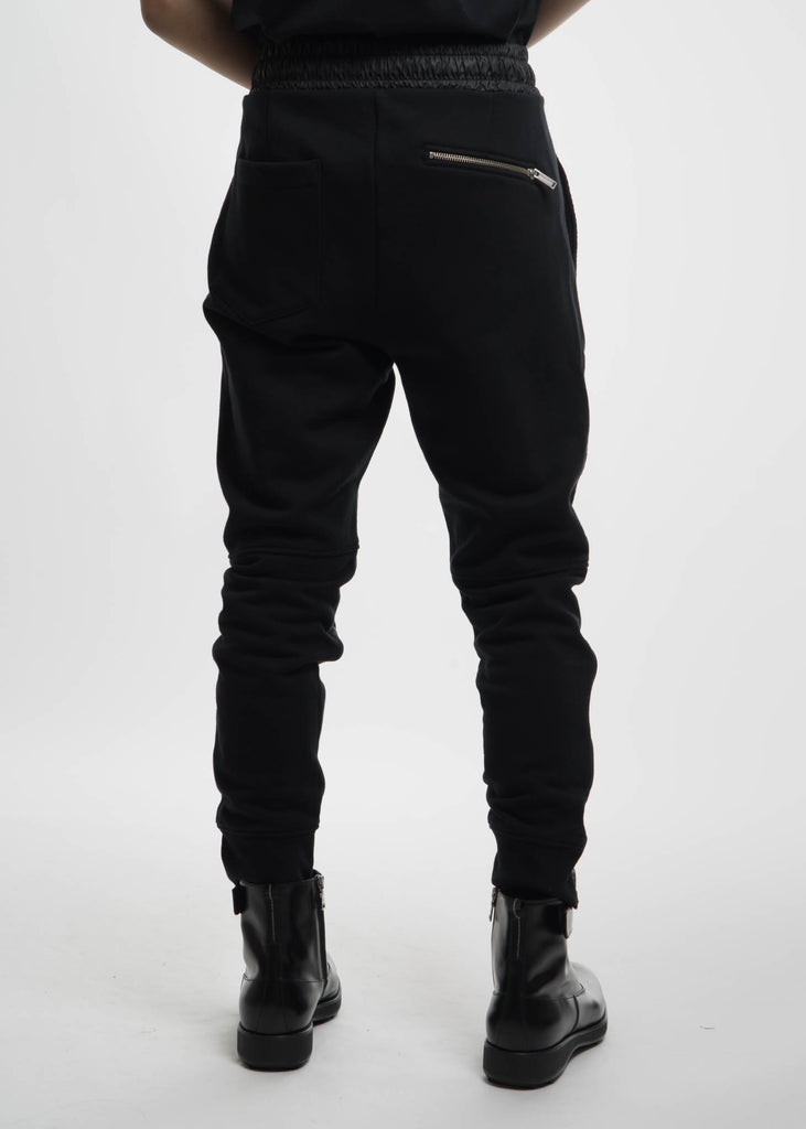 Public School, Black Villa Jogger Pant, 017 Shop