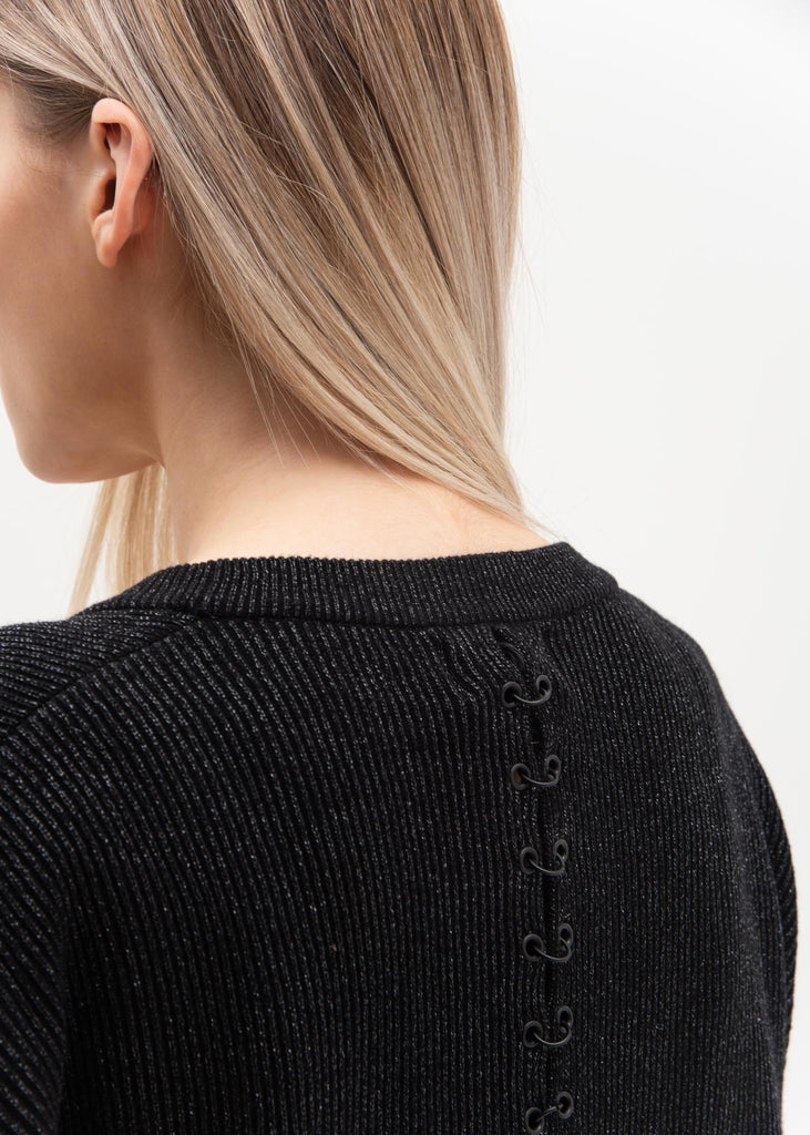 Black Oneil Cardigan