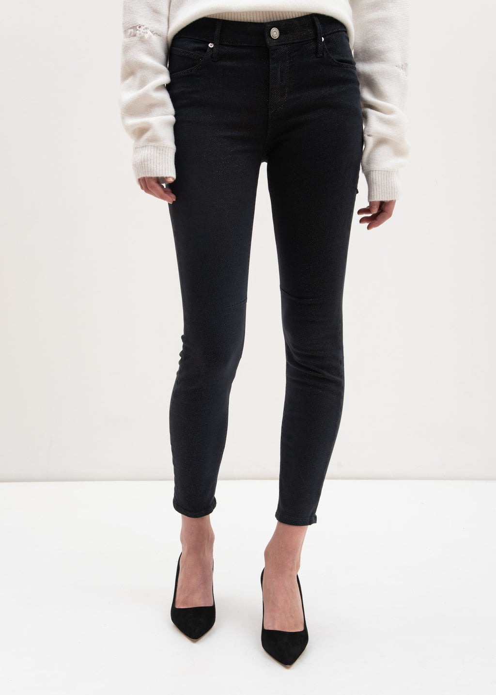 RtA, Faded Skyline Prince Crop Skinny Jeans, 017 Shop