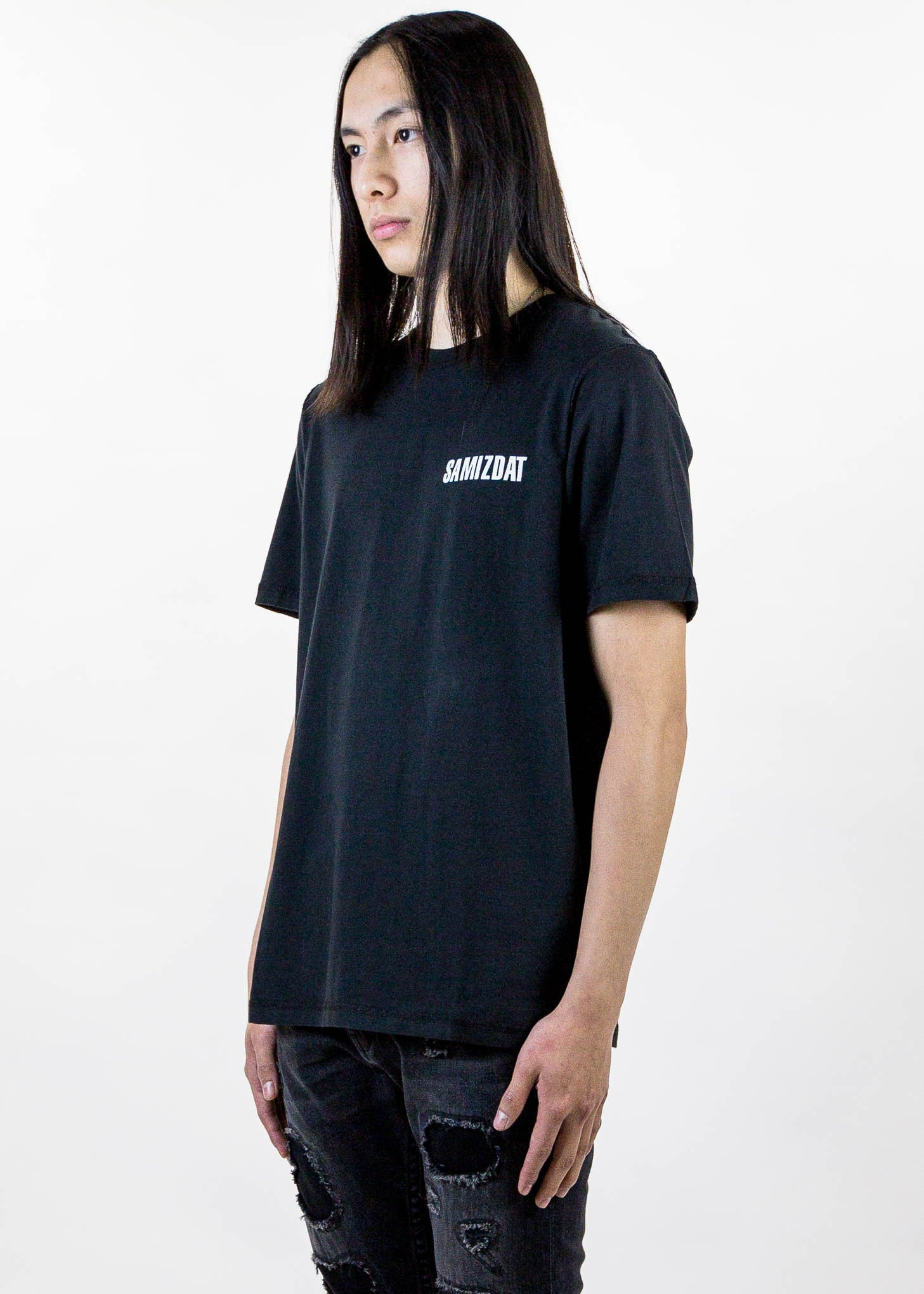 Black Band Logo T-Shirt