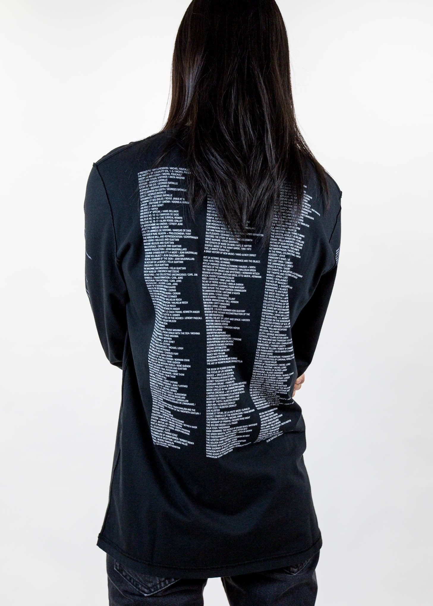 Reference Long-sleeve T-Shirt