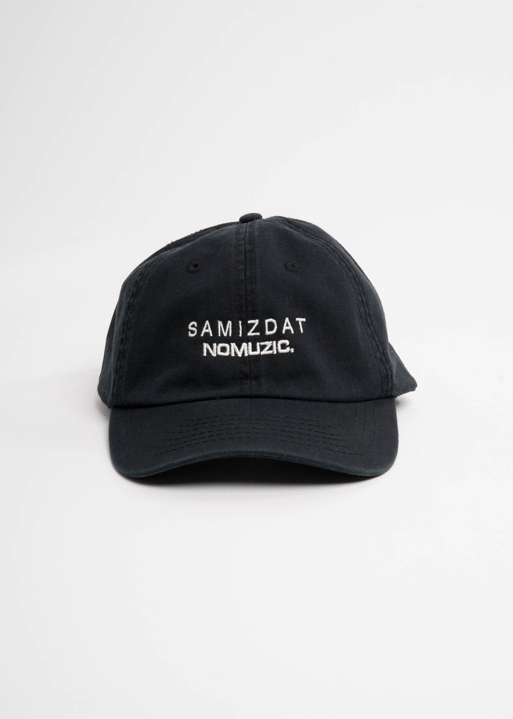 Black / White Samizdat Cap