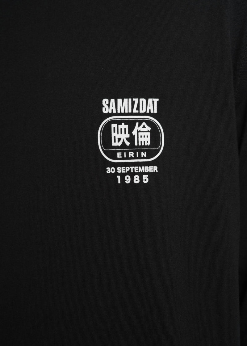 Black Secret Long Sleeve T-Shirt