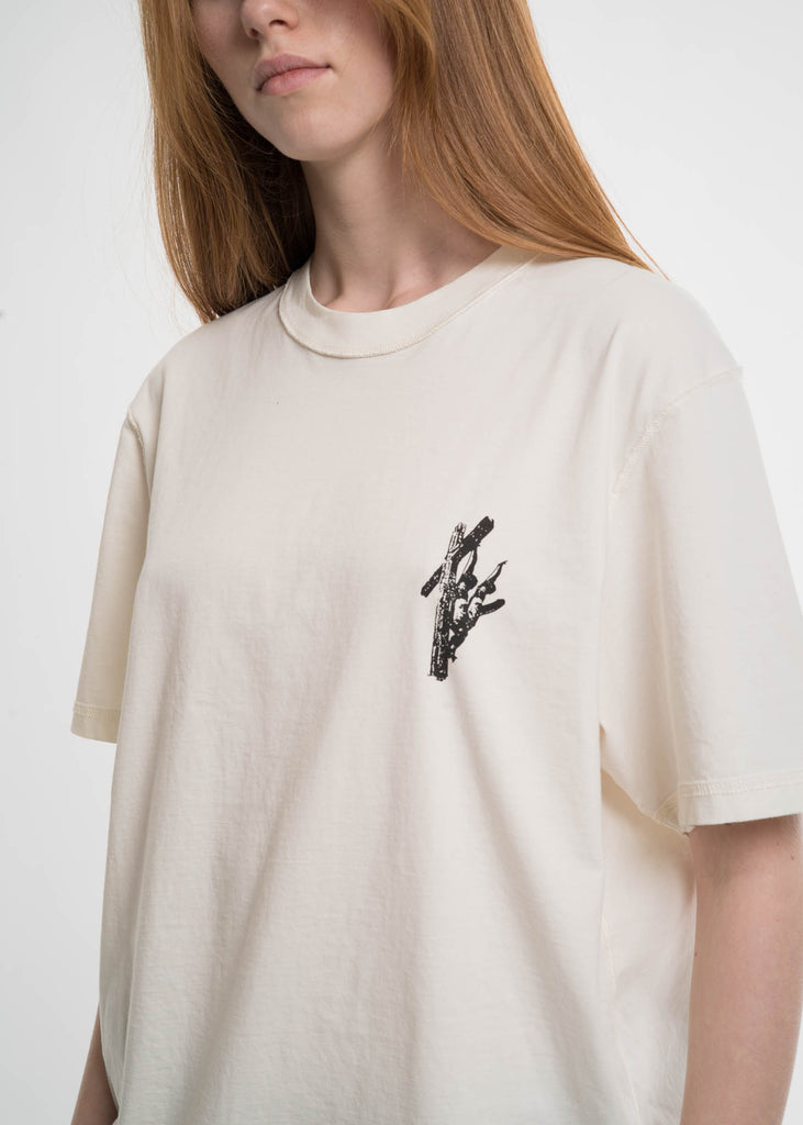 Christ T-Shirt White