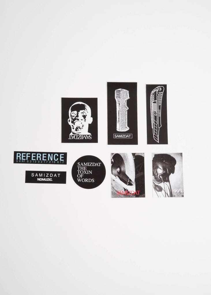 Samizdat Sticker Set