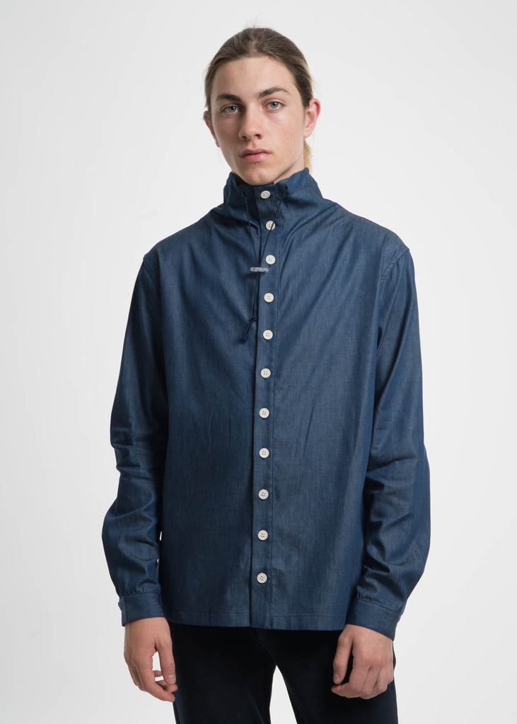 Classic Shirt with Collar